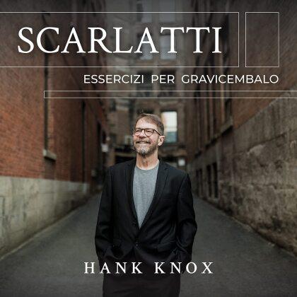 Domenico Scarlatti (1685-1757) & Hank Knox - Essercizi Per Gravicembalo (2 CDs)