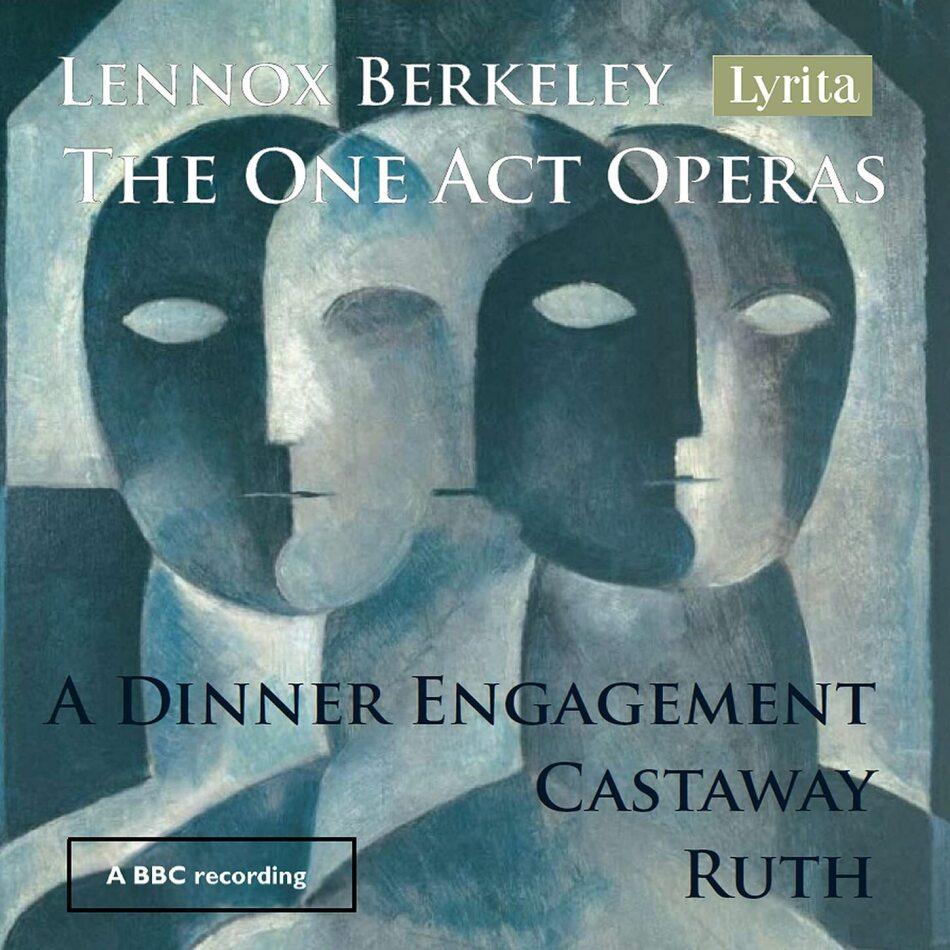 BBC Northern Orchestra & Lennox Berkeley (1903-1989) - One Act Operas (3 CDs)