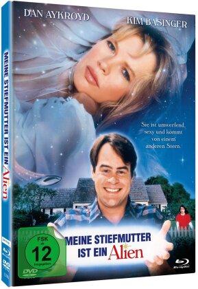 Meine Stiefmutter ist ein Alien (1988) (Limited Edition, Mediabook, Blu-ray + DVD)