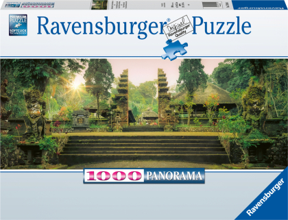Ravensburger Puzzle - Jungeltempel Pura Luhur Batukaru auf Bali - 1000 Teile