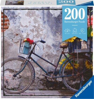 Ravensburger Puzzle - Bicycle - 200 Teile Puzzle Moment
