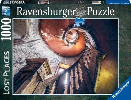Ravensburger Puzzle - Oak Spiral - Lost Places 1000 Teile