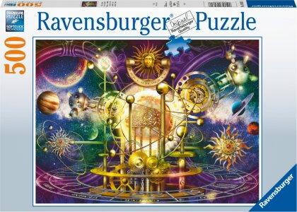 Ravensburger Puzzle - Planetensystem - 500 Teile