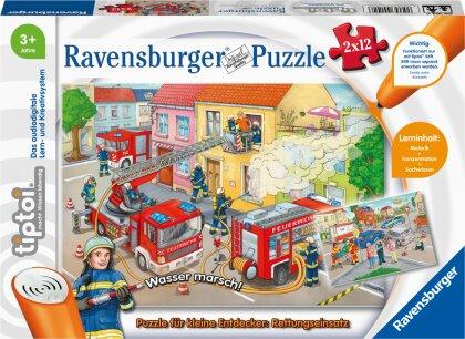 Ravensburger tiptoi 00102 Puzzle für kleine Entdecker - Bauernhof, Puzzle für Kinder ab 3 Jahren, für 1 Spieler