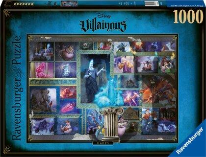 Ravensburger Puzzle 16519 - Villainous: Hades - 1000 Teile Disney Puzzle für Erwachsene und Kinder ab 14 Jahren