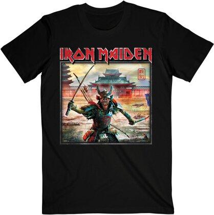 Iron Maiden - Album Palace Keyline Square T-Shirt - Grösse M
