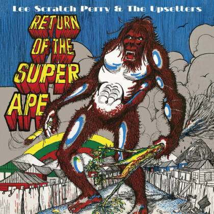 Lee Scratch Perry - Return Of The Super Ape (2021 Reissue, Digipack, Goldenlane Records)