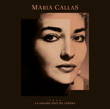 Maria Callas - La Grande Nuite De L'opera 1958 (2021 Reissue, LP)