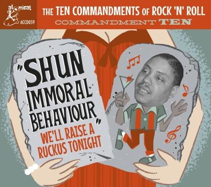 The Ten Commandments Of Rock N Roll Vol. 10