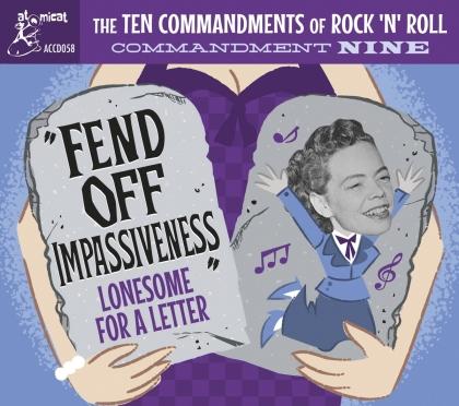 The Ten Commandments Of Rock N Roll Vol. 9