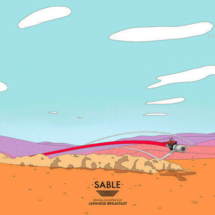 Japanese Breakfast - Sable (Japan Edition, Orange/Purple Vinyl, 2 LPs)