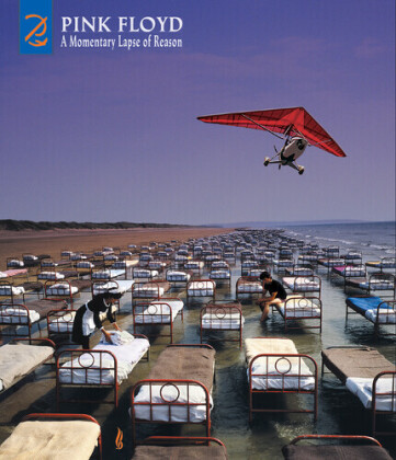 Pink Floyd - A Momentary Lapse Of Reason (+ Sticker, 2021 Reissue, Sony Legacy, 2019 Remix, Box, CD + Blu-ray)