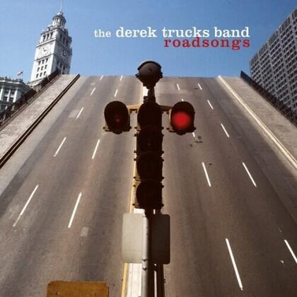 Derek Trucks - Roadsongs (2021 Reissue, Music On Vinyl, Limited To 1500 Copies, Gatefold, Blue Vinyl, 2 LPs)