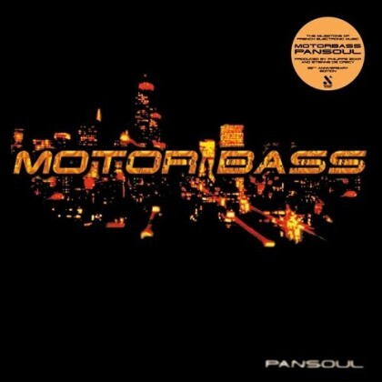 Motorbass - Pansoul (2021 Reissue, 25th Anniversary Edition, 2 LPs)