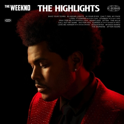 The Weeknd (R&B) - Highlights (2 LPs)