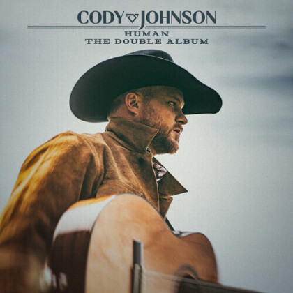 Cody Johnson - Human The Double Album (LP)