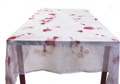 Blut Tischtuch