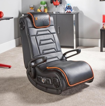X Rocker Sentinel 4.1 Multi-Stereo Floor Rocker with Vibration and Subwoofer (PlayStation 5 + Xbox Series X)