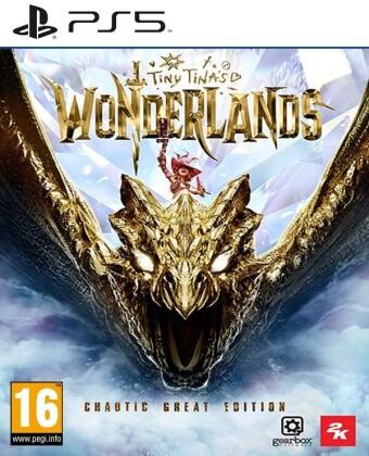 Tiny Tinas Wonderlands - (Chaotic Great Edition)