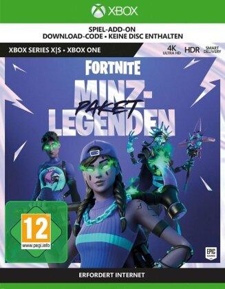 Fortnite Minz Legenden - (Code in a Box)