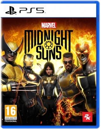 Marvel's Midnight Suns (German Edition)