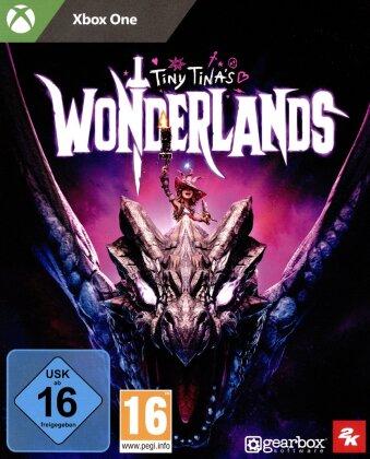 Tiny Tinas Wonderlands (German Edition)