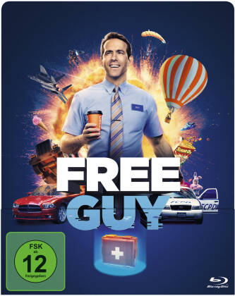 Free Guy (2021) (Limited Edition, Steelbook)