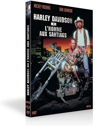 Harley Davidson et l'homme aux Santiags (1991)