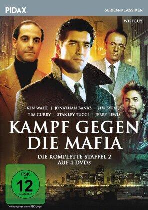 Kampf gegen die Mafia - Staffel 2 (Pidax Serien-Klassiker, 4 DVDs)