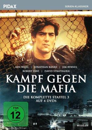 Kampf gegen die Mafia - Staffel 3 (Pidax Serien-Klassiker, 4 DVDs)
