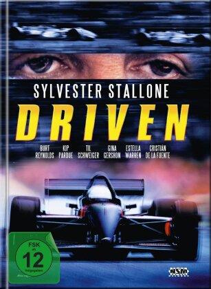 Driven (2001) (Limited Edition, Mediabook, Blu-ray + DVD)