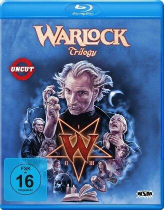 Warlock Trilogy (Uncut, 3 Blu-rays)