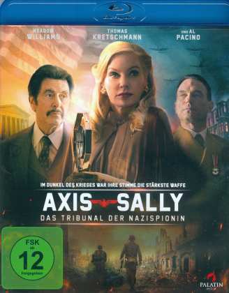 American Traitor - The Trial of Axis Sally (2021)