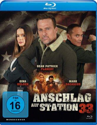 Anschlag auf Station 33 (2021)