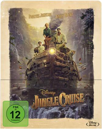 Jungle Cruise (2021) (Limited Edition, Steelbook)