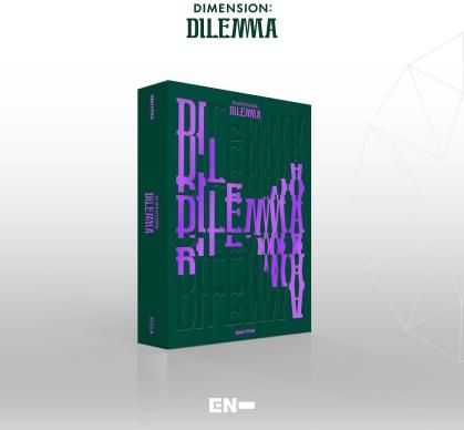 Enhypen (K-Pop) - Dimension - Scyla (Limited Edition)