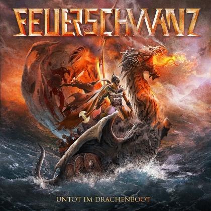 Feuerschwanz - Memento Mori (CD Mediabook, Mediabook, 2 CDs)