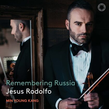 Serge Prokofieff (1891-1953), Sergej Rachmaninoff (1873-1943), Igor Strawinsky (1882-1971), Jesus Rodolfo & Min Young Kang - Remembering Russia