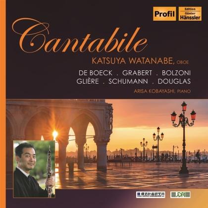 August De Boeck (1865-1937), Martin Grabert (1868-1951), Giovanni Bolzoni (1841-1919), Reinhold Glière (1875-1956), Robert Schumann (1810-1856), … - Cantabile