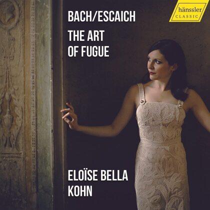 Johann Sebastian Bach (1685-1750), Thierry Escaich (*1965) & Eloïse Bella Kohn - Art Of Fugue (2 CDs)