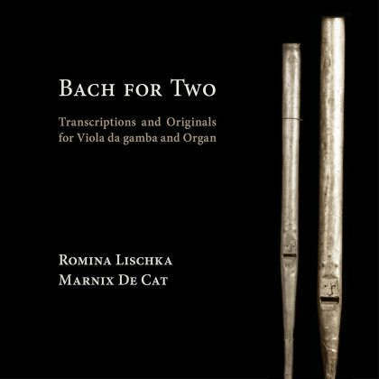 Johann Sebastian Bach (1685-1750), Marnix De Cat & Romina Lischka - Bach For Two
