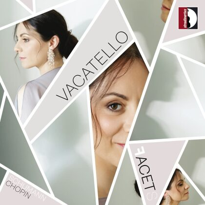 Frédéric Chopin (1810-1849) & Mariangela Vacatello - Facets
