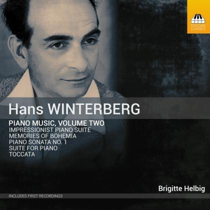 Hans Winterberg (1901-1991) & Brigitte Helbig - Piano Music 2