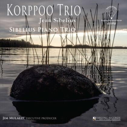 Sibelius Piano Trio & Jean Sibelius (1865-1957) - Korppoo Trio (LP)