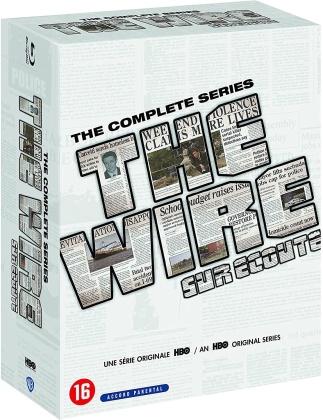 The Wire - Sur écoute - L'intégrale de la série (20 Blu-rays)