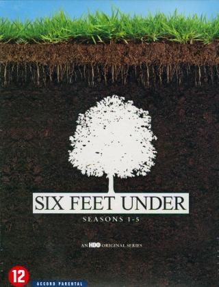 Six Feet Under - L'intégrale - Saisons 1-5 (24 DVDs)