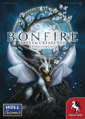 Bonfire - Trees & Creatures (Spiel-Zubehör)