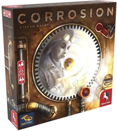 Corrosion - englische Ausgabe (Spiel)