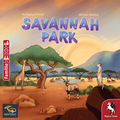 Savannah Park (Spiel)