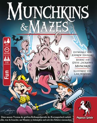 Munchkin & Mazes (Spiel)